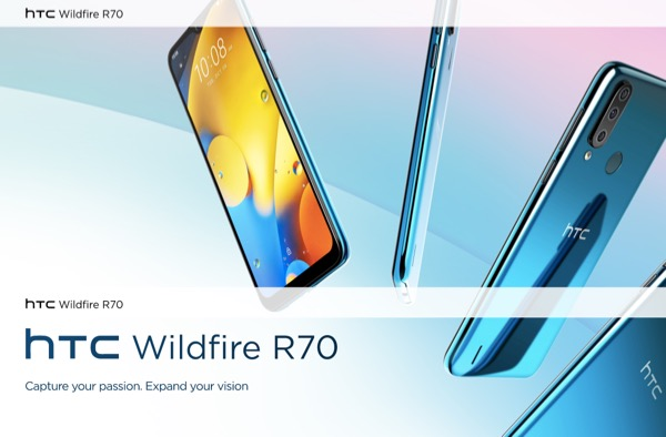 HTC Wildfire R70, czyli pełne zaskoczenie