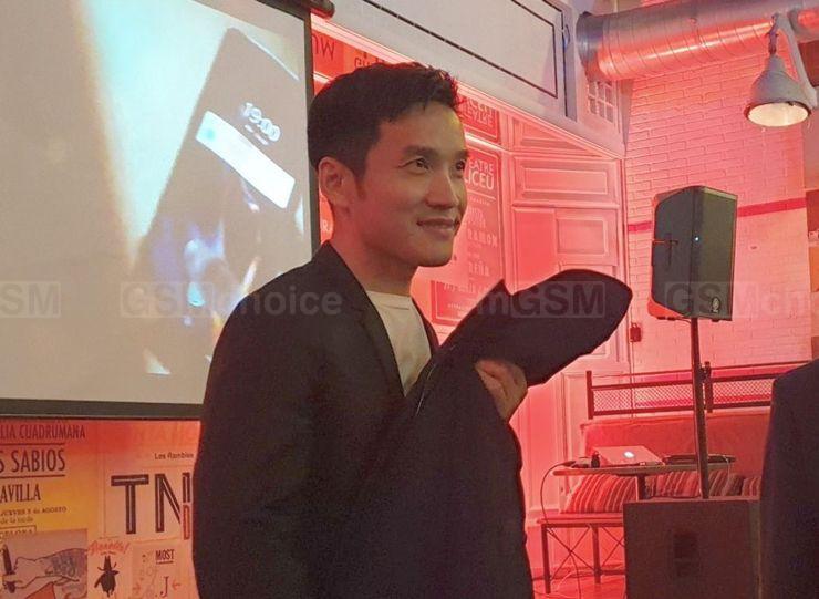 Szef OnePlus, Pete Lau