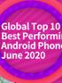Najwydajniejsze smartfony z Androidem w czerwcu - według Antutu