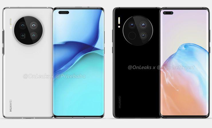 Huawei Mate 40 i Mate 40 Pro