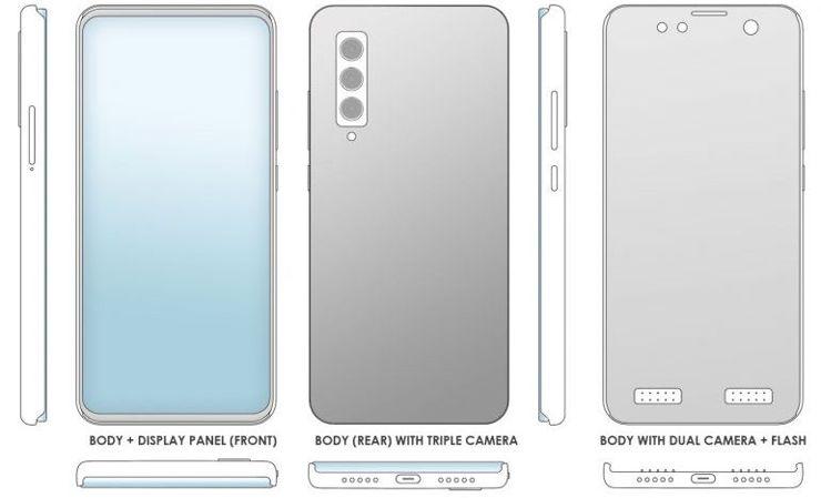 Szkice koncepcji Xiaomi