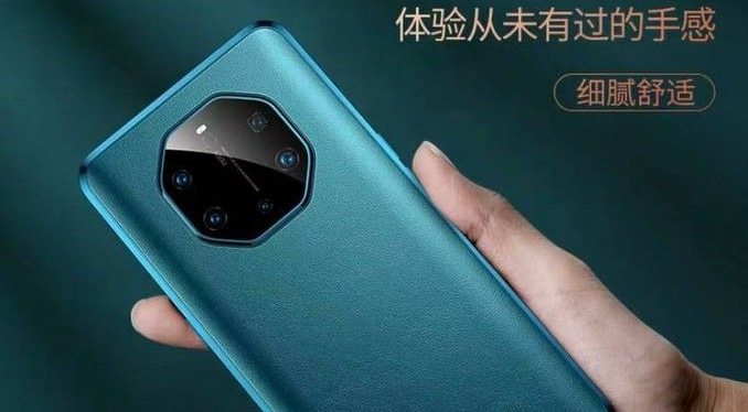 Huawei Mate 40 Pro oraz Huawei Mate 40 Pro+ w dużym przecieku