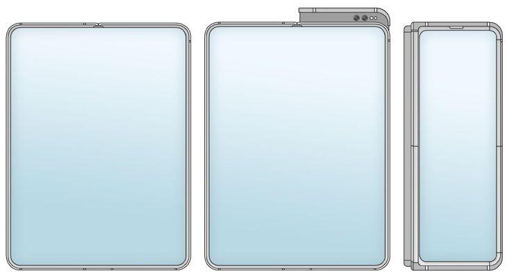 Szkice koncepcyjne Samsung Galaxy Z Fold 3