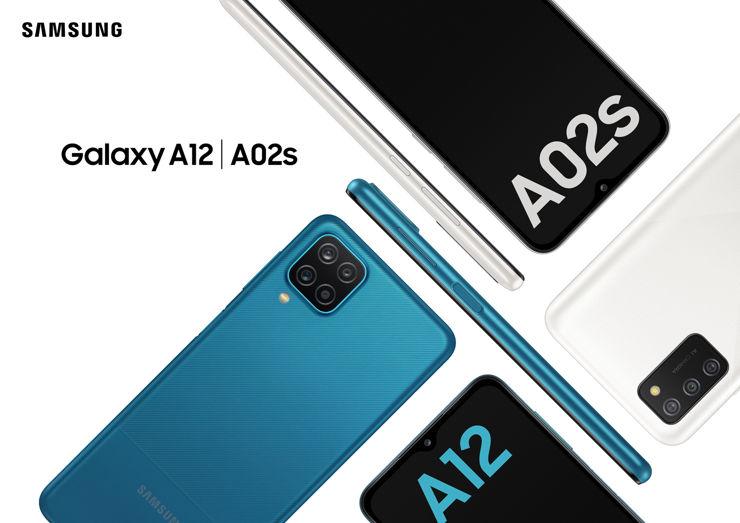 Samsung Galaxy A12 i Galaxy A02s