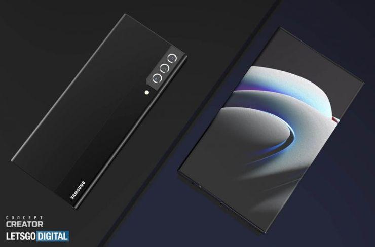 Samsung Galaxy Z Roll?