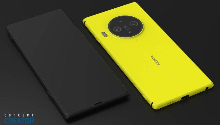 Tak może wyglądać Nokia 9.3 PureView 5G