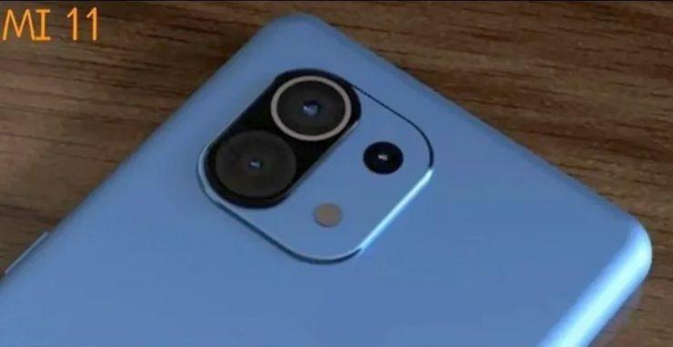Aparat Xiaomi Mi 11