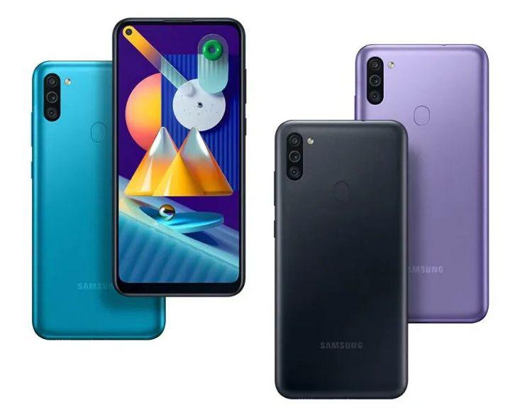 Samsung Galaxy M12 / Galaxy F12