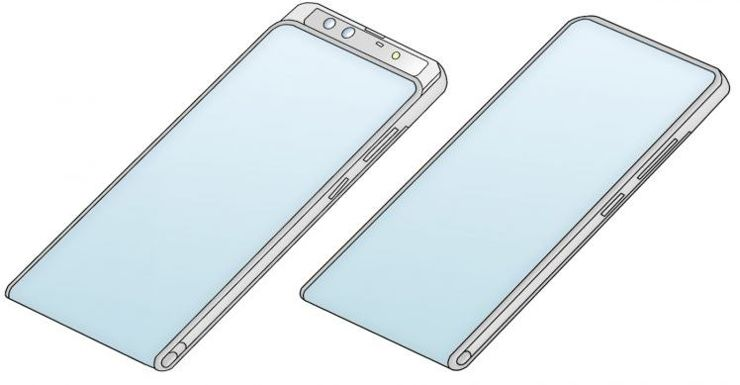 Schemat smartfonu Xiaomi