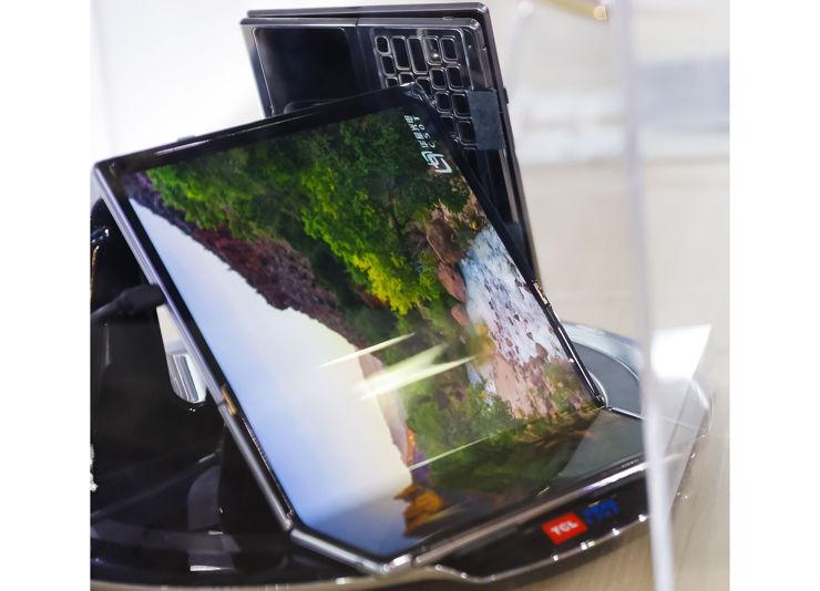 Ciekawy koncept tabletu TCL
