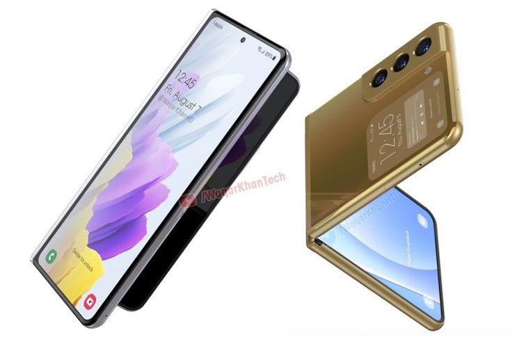 Samsung Galaxy Z Flip 3 i Galaxy Z Fold 3