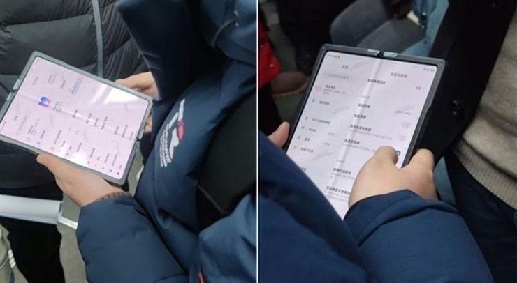 Czy to składany Xiaomi?