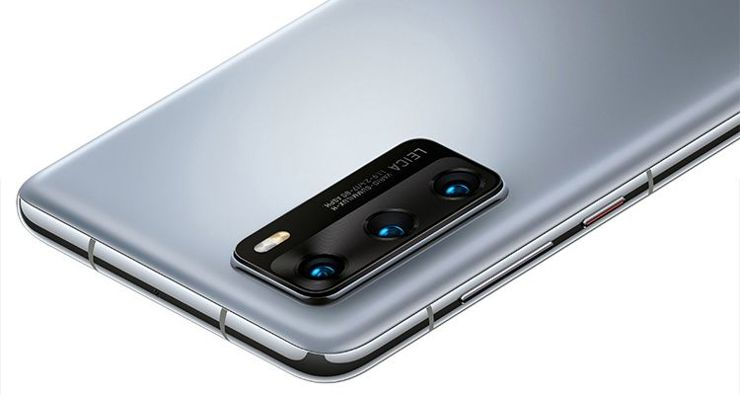 Huawei P40 w nowej wersji - bez modemu 5G
