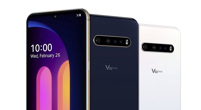 LG V60 nie doczeka się następcy?