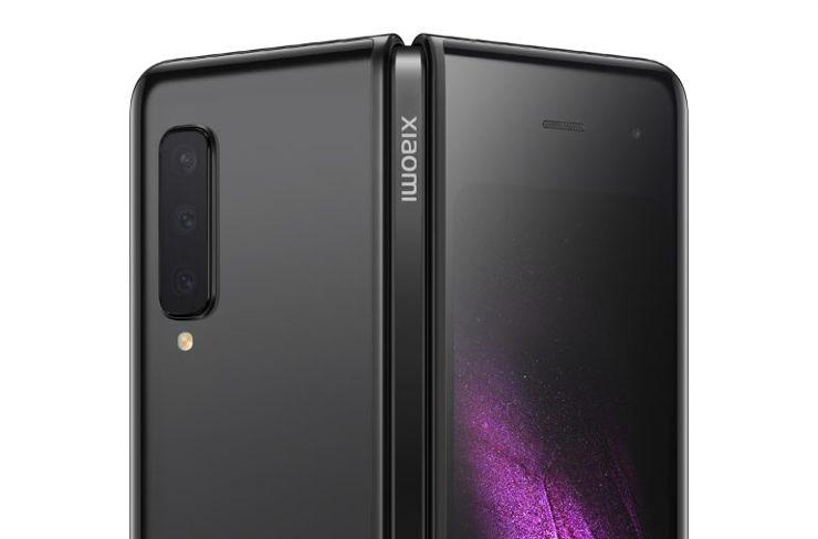 To będzie najwyraźniej drugi składany Xiaomi...