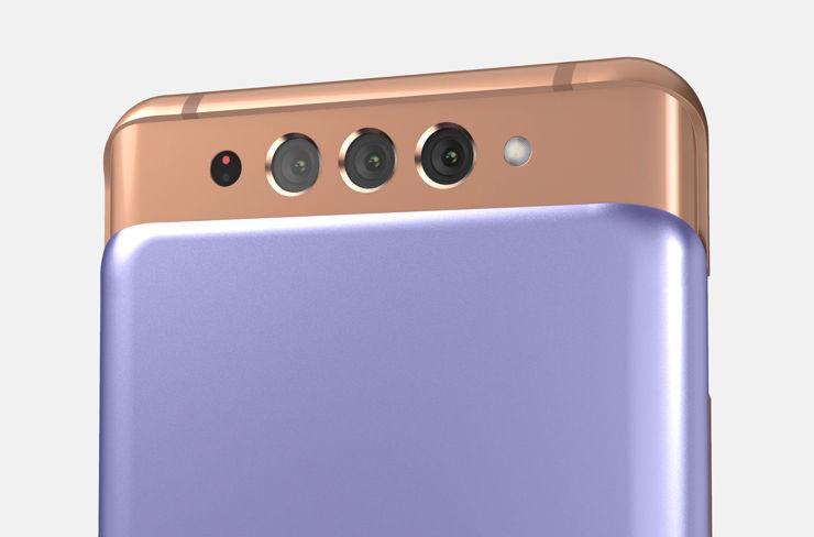 Przypuszczalny wygląd Samsunga Galaxy A82