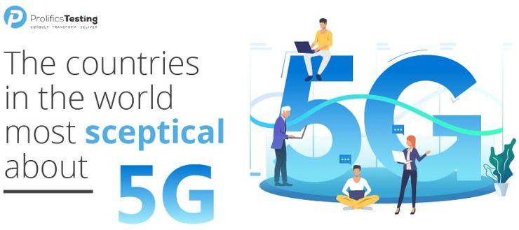 Polacy wśród najbardziej sceptycznych narodów wobec 5G