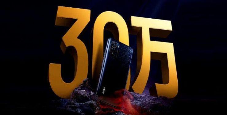 Seria Redmi K40 sprzedażowym hitem