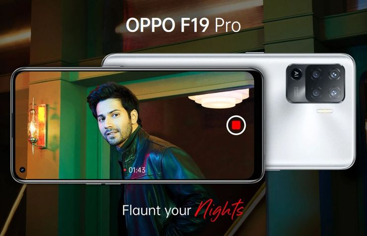 Oppo F19 Pro