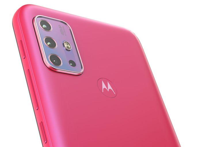 Motorola Moto G20 - 90 Hz w klasie budżetowej
