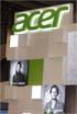 Acer:  brak wyraźnego rysu indywidualizmu