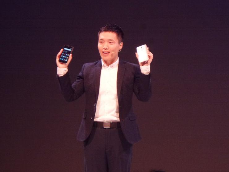 Vint Wang - Design Director of Neffos