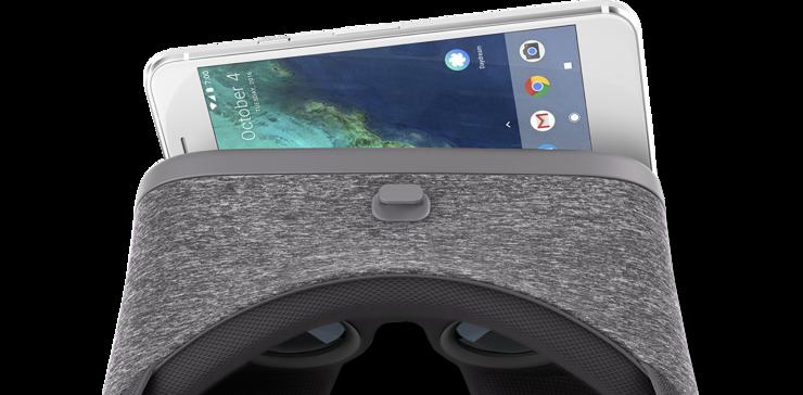 Które smartfony będą działać z platformą Daydream VR