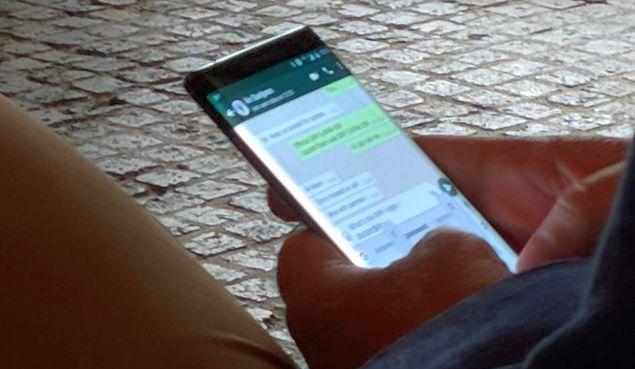 Tajemniczy telefon - ponoć to Nokia 9