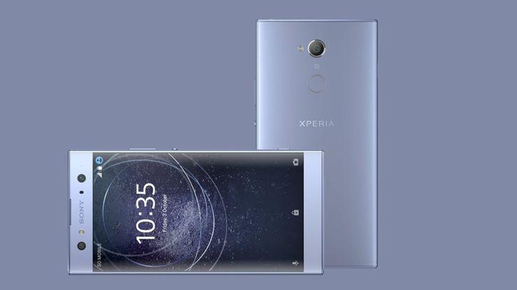 Aktualizacja usunie tryb nocny w smartfonach Sony XA1