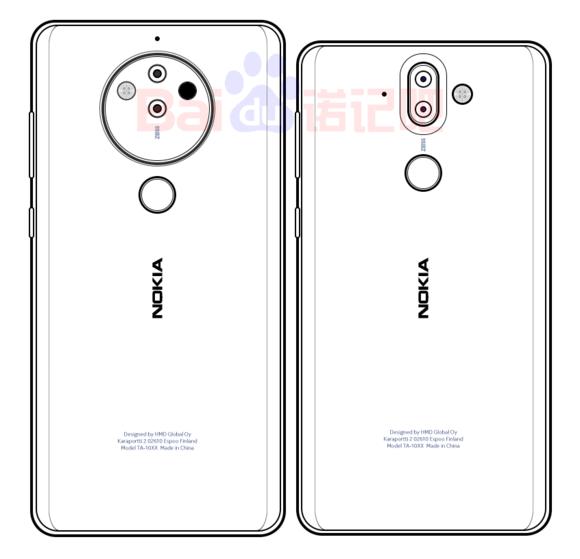 Nokia 10 vel Nokia 8 Pro i Nokia 9 vel Nokia 8 Sirocco
