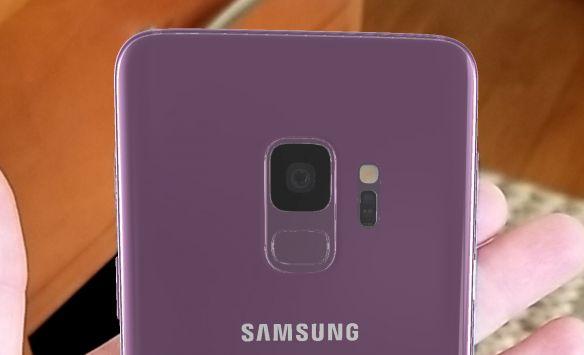 Samsung Galaxy S9 w rzeczywistości rozszerzonej
