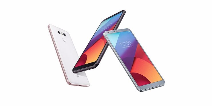 LG G6 ma otrzymać Oreo - to pierwsza inicjatywa Centrum Aktualizacji Oprogramowania