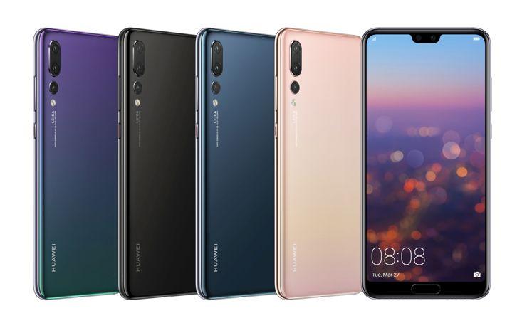Huawei P20 Pro najlepszym smartfonem fotograficznym