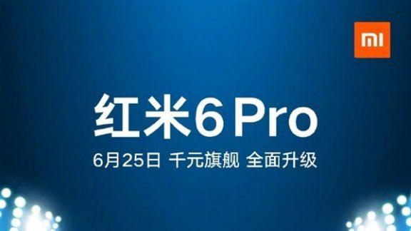 Znamy datę premiery Xiaomi Redmi 6 Pro