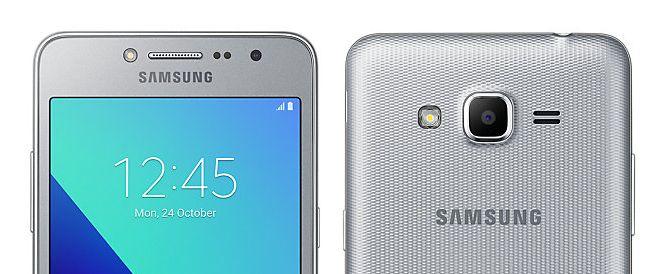 Poprzedni Samsung Galaxy Grand Prime Plus