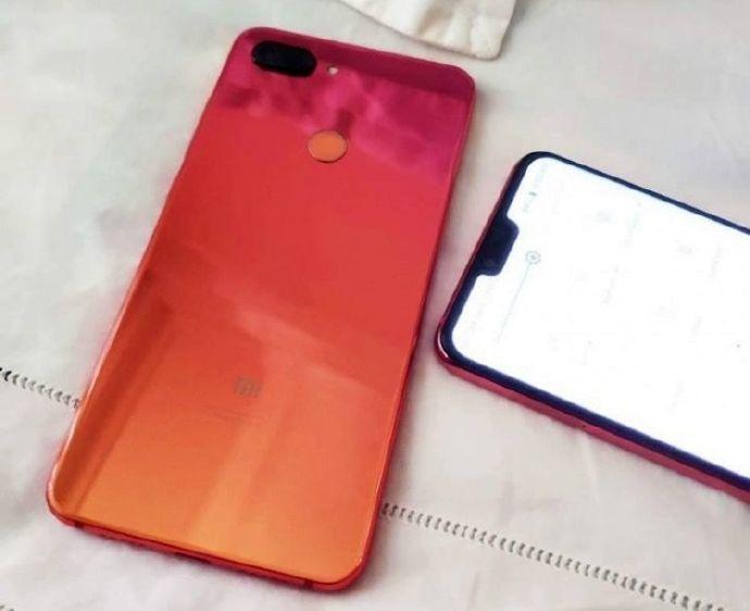 Xiaomi Mi 8 Youth na żywo