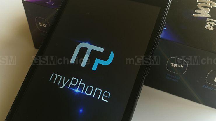Budżetowy MyPhone Fun LTE