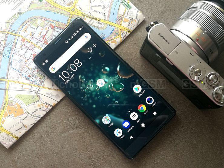 Najnowszy flagowiec Sony - model Xperia XZ2