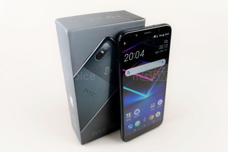 Budżetowa wersja flagowego HTC U12+