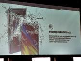 LG G7 Fit - slajdy z prezentacji