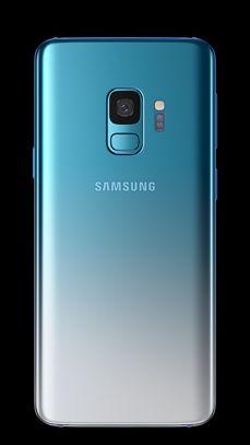 Galaxy S9 i S9+ w kolorze Polaris Blue
