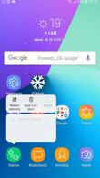 Interfejs Samsunga Galaxy Xcover 4