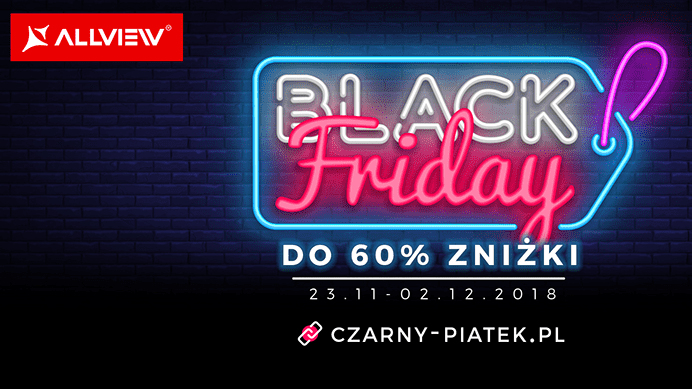 Modele Allview - promocje w Black Friday