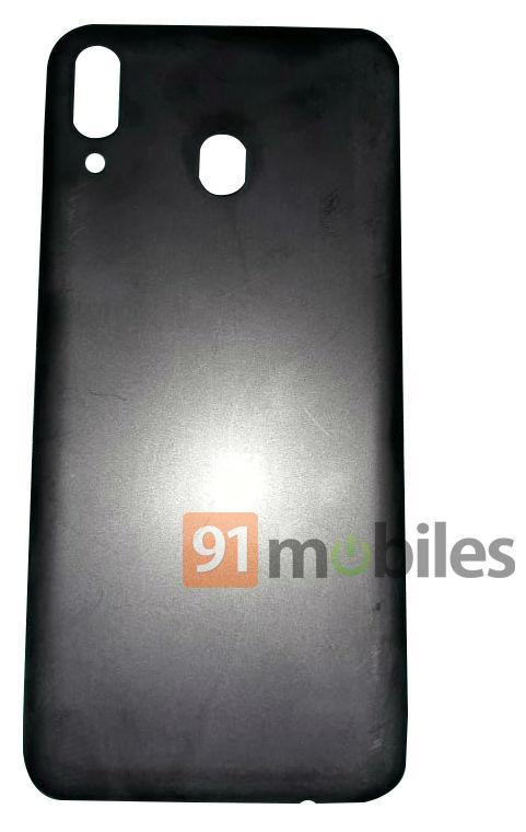 Tył Samsunga Galaxy M20