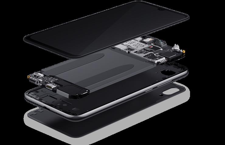 Budowa Redmi Note 7