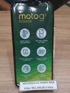 Model Moto G7 Power już znalazł się w sprzedaży w Brazylii