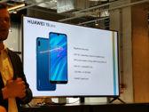 Huawei Y6 2019 w prezentacji Krzysztofa Tomczyka