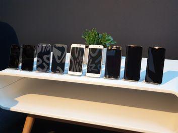 Trochę historii Galaxy S