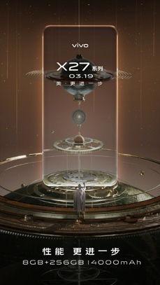 Zwiastuny Vivo X27