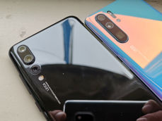 Huawei P30 Pro i Huawei P20 Pro